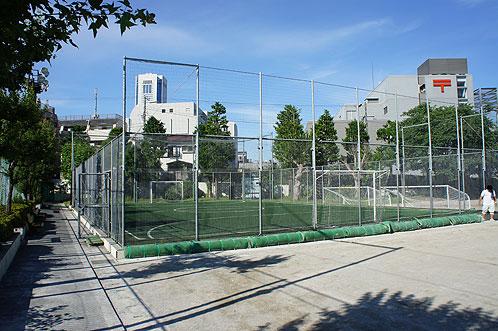 渋谷区にあるフットサルコート | 渋谷区スポーツセンターフットサルコート