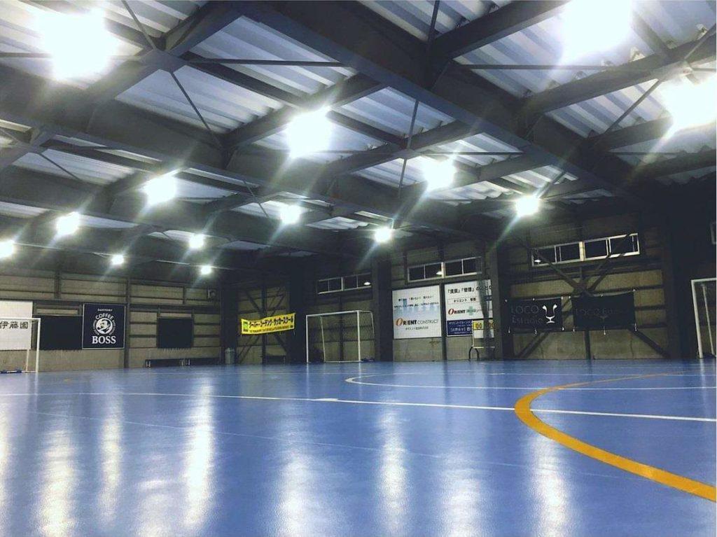 北海道札幌市のフットサルコート【LOCO Estadio(ロコ・エスタディオ)】プログラム内容